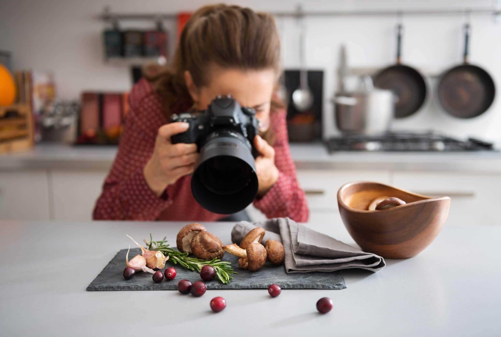 The right photography equipment can help you ROCK your blogging business